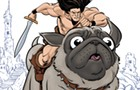The amazing adventures of Mike Norton, creator of <i>Battlepug</i> and <i>Lil' Donnie</i>