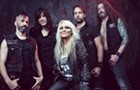 Doro honors her friend Lemmy with the dynamic <i>Forever Warriors, Forever United</i>