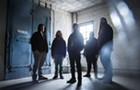 Death-metal crew Warforged drop a kaleidoscopic hurricane of an album