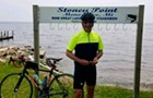 Rahm Emanuel on his 900-mile bike trip around Lake Michigan