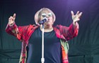 Mavis Staples sanctified Friday night at Pitchfork