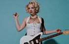 Samantha Fish keeps blues-rock alive