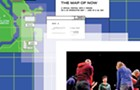 <i>The Map of Now</i> provides an interactive guide to collaboration with a retro look