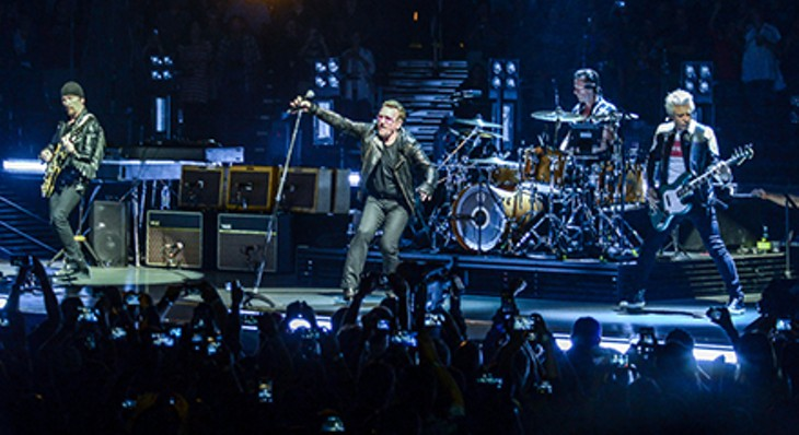 U2 at the United Center, June 24th, 2015
