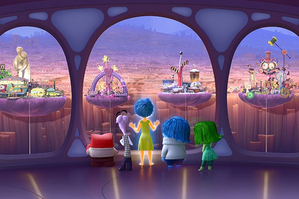 Inside Out review - a buoyant and sweet-natured comedy from Pixar