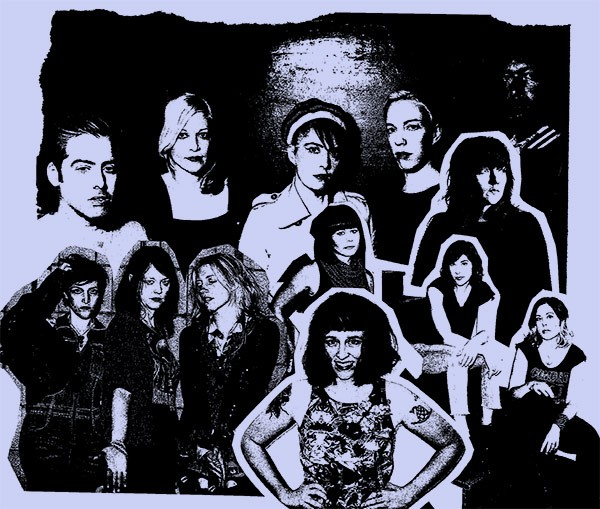 In some ways, the Julie Ruin, Courtney Barnett, Ex Hex, Sleater-Kinney, and Waxahatchee are all on the same page.