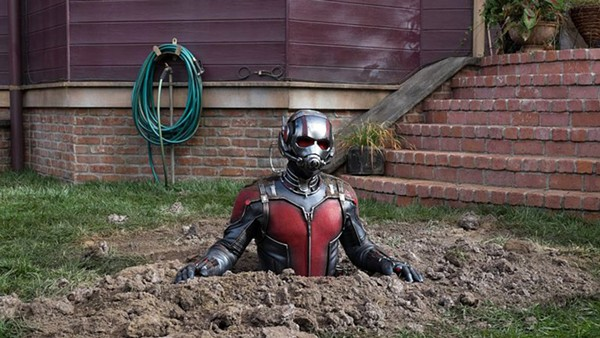 Ant-Man: An IMAX 3D Experience