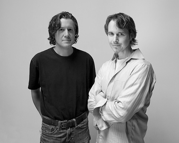 Nick Kokonas and Grant Achatz