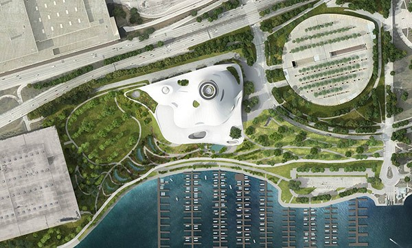 Lucas Museum backers are trying to win friends and influence the public.