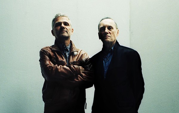 Urs Leimgruber and Jacques Demierre