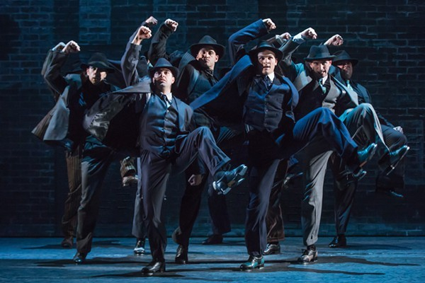 Bullets Over Broadway, at PrivateBank Theatre