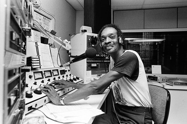 DJ Herb Kent has worked in radio for more than 60 years, and today he's at V103.