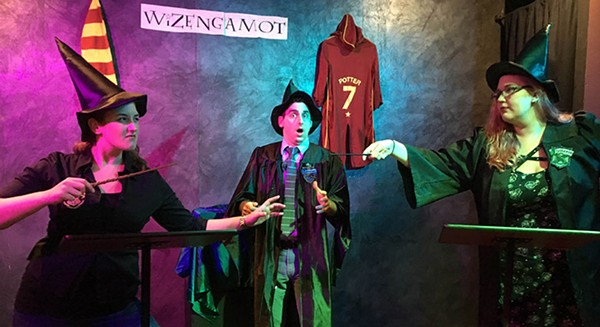 The Wizengamot: A Harry Potter Debate!