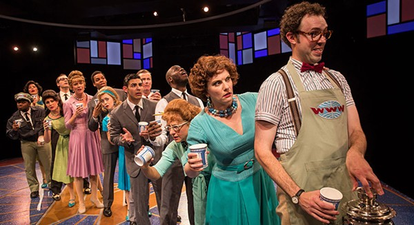 Marriott Theatre's How to Succeed in Business Without Really Trying