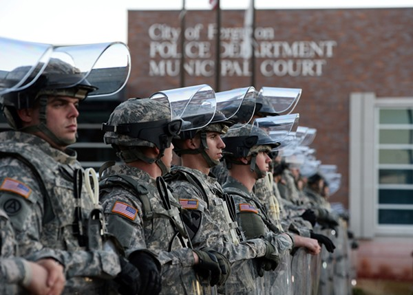 Missouri governor Jay Nixon deployed National Guard troops to Ferguson in 2014 after Michael Brown was killed and protesters took to the streets.