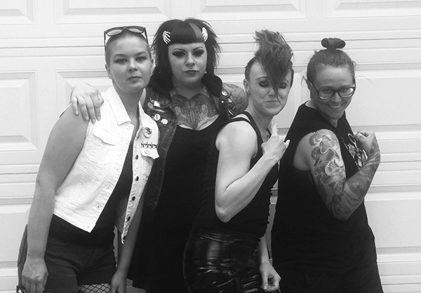 Bands Dress Up As Better Bands For Halloween At Coles Gossip Wolf