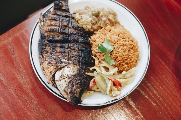Gor e cuisine serves up a return to senegal restaurant for African cuisine chicago
