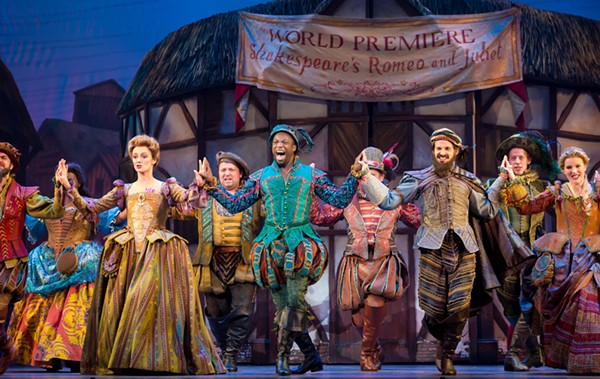 Something Rotten, at the Oriental Theatre