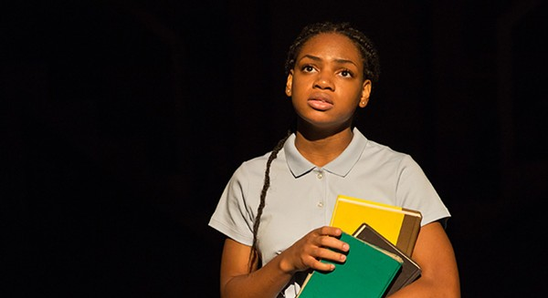 La Shone T. Kelly in Adventure Stage's Akeelah and the Bee