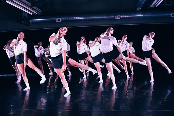Hanna Brictson and Dancers