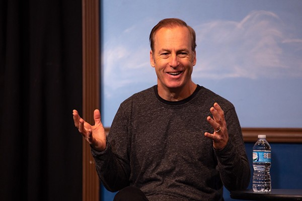 Bob Odenkirk holds court at Second City