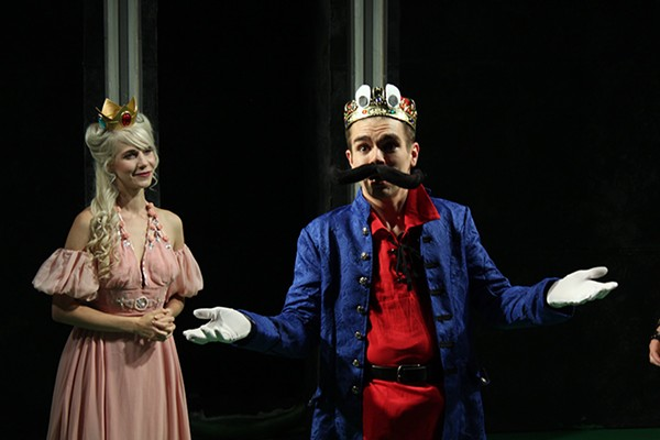 """Otherworld Theatre's first """"Stupid Shakespeare"""" is adorable fun."""