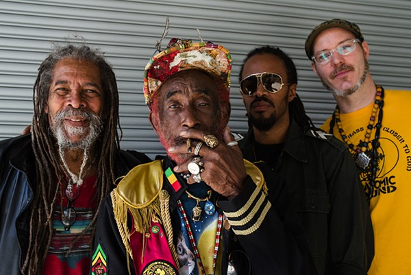 "Lee ""Scratch"" Perry and Subatomic Sound System"