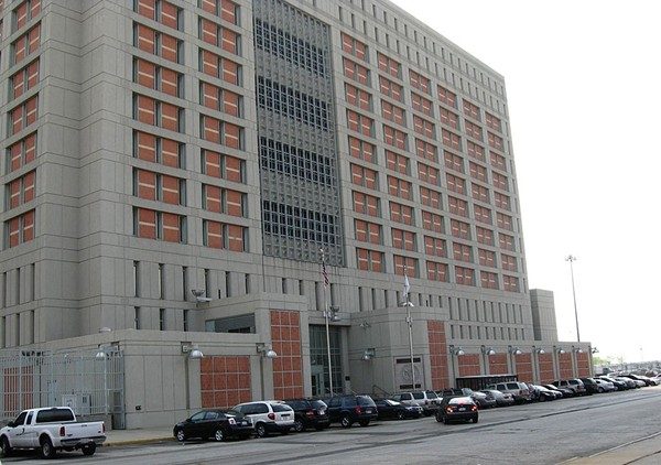 Ghislaine Maxwell is awaiting trial at the Metropolitan Detention Center in Brooklyn.