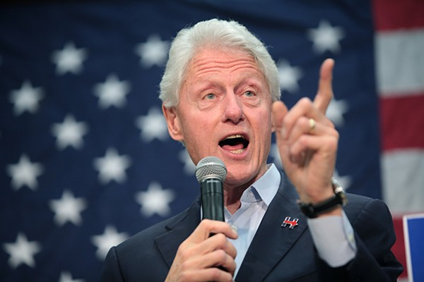 I'm so over this guy. That's right, Bill, we're breaking up.