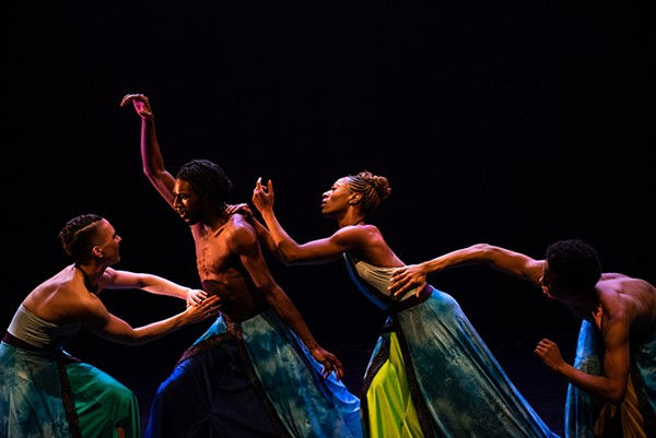 Heaven, Deeply Rooted Dance Theater