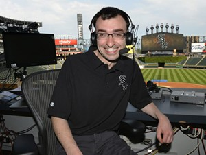 Jason Benetti - 2016 RON VESSELY/CHICAGO WHITE SOX