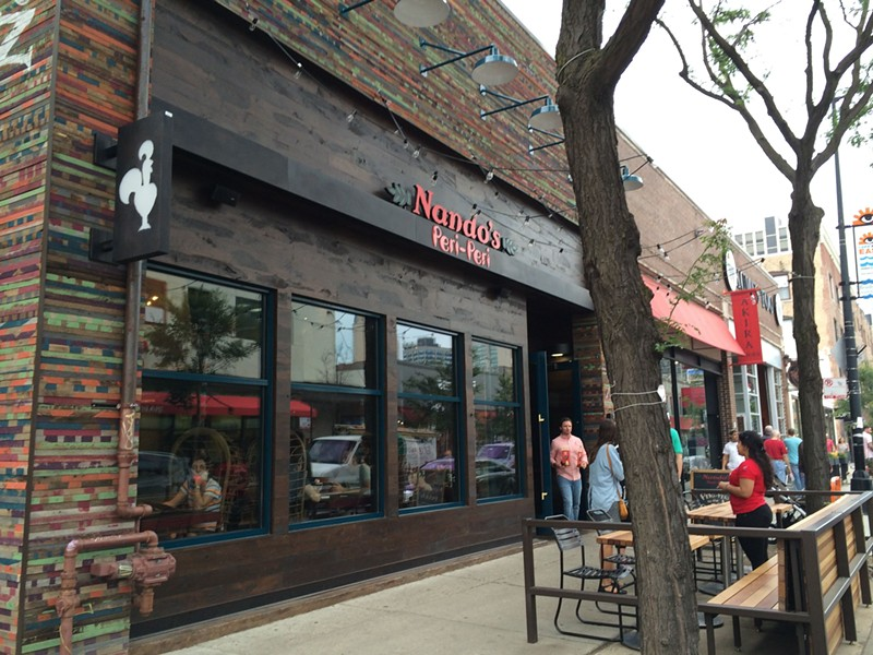 Nando's Lakeview - MIKE SULA