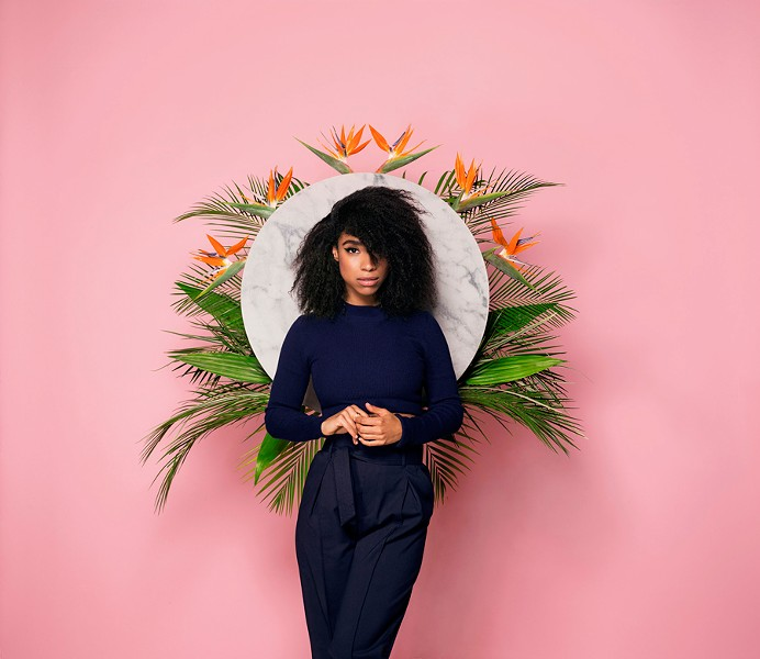 Lianne La Havas plays the Park West on October 4. - JOHN-PAUL PIETRUS