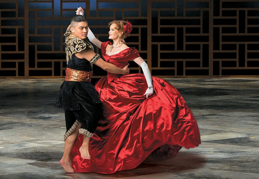 Lyric Opera's The King and I - TODD ROSENBERG