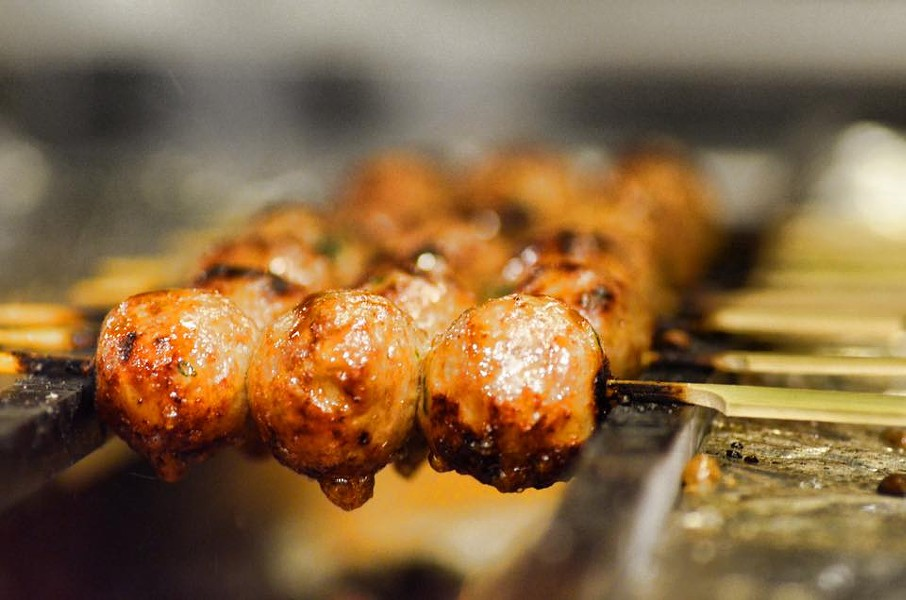NAGLE PHOTOGRAPHY FOR YAKITORI BOOGYTORI