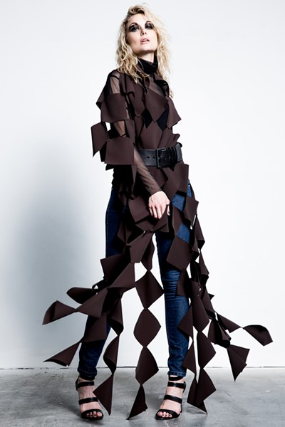 Another prefall piece - PHOTO COURTESY OF M2057 BY MARIA PINTO