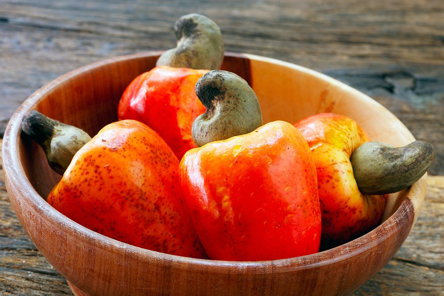 Cashew fruit - THINKSTOCK