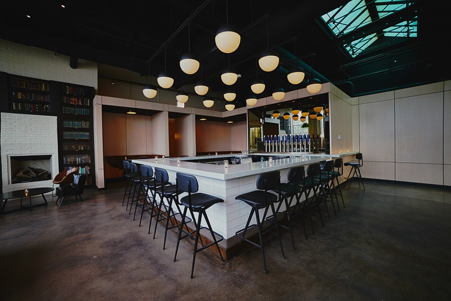The Tasting Room at Moody Tongue - JORDAN BALDERAS
