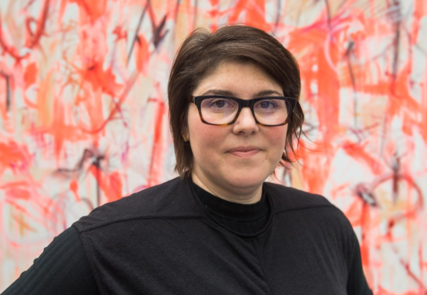 Alison Gass will head the Smart Museum - COURTESY SMART MUSEUM