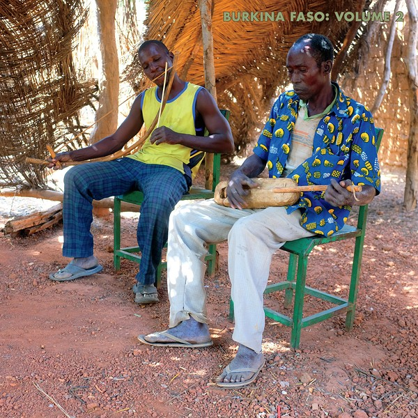 The 2016 Sublime Frequencies compilation Burkina Faso: Vol. 2