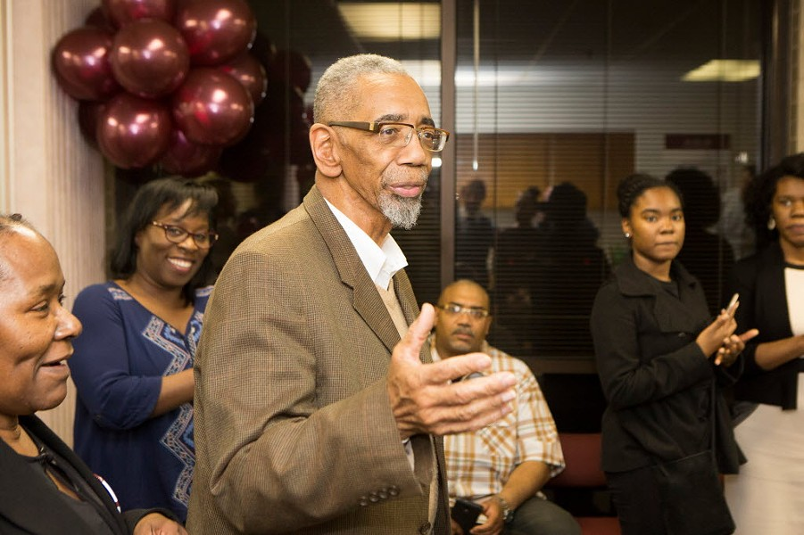 First District Democratic congressman Bobby L. Rush at an event in 2016 - JAMES FOSTER/FOR THE SUN-TIMES