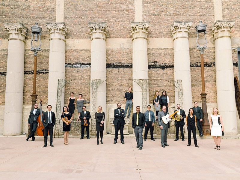 Ensemble dal Niente play the Frequency Festival on Sunday, February 19. - KARJAKA STUDIOS