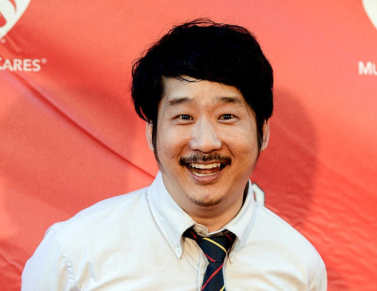 Bobby Lee performs at the Improv this weekend. - KEVIN WINTER