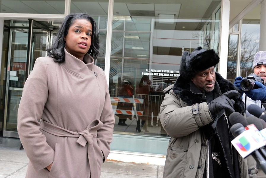Cook County state's attorney Kim Foxx in January - BRIAN JACKSON/ FOR THE SUN-TIMES