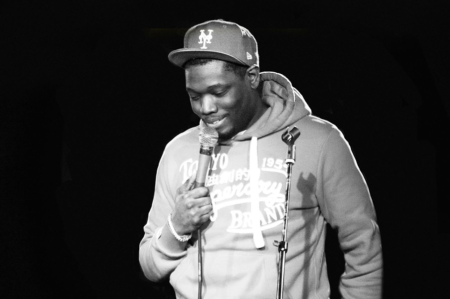 Michael Che performs at Thalia Hall on Sat 6/10.