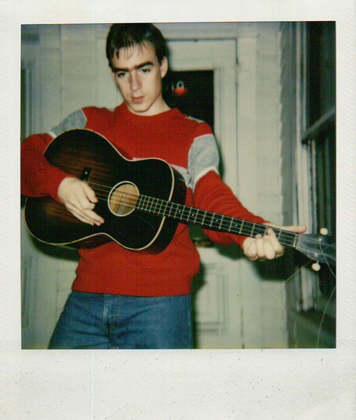 Jason Molina - COURTESY OF ROWMAN & LITTLEFIELD