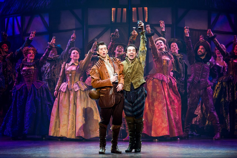 Something Rotten - JEREMY DANIEL