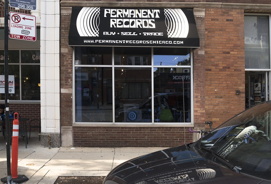 It's too early to say for sure, but another record store may take over the Permanent space. - PORTER MCLEOD