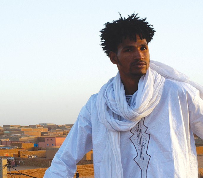 Mdou Moctar - CHRISTOPHER KIRKLEY
