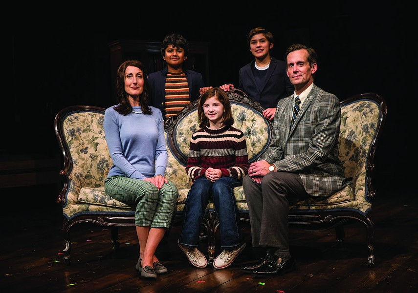 Victory Gardens' Fun Home - LIZ LAUREN